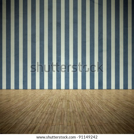 An image of a nice vintage floor for your content - stock photo