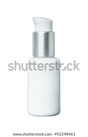 An image of a typical small cosmetic bottle