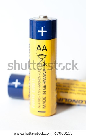 an image of aa battery
