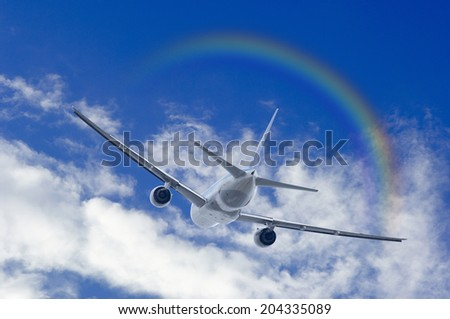 An Image of Airplane Image