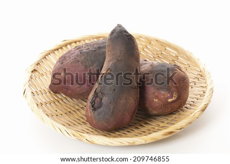 An Image of Baked Sweet Potato