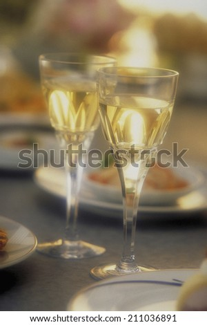 An Image of Champagne Glass