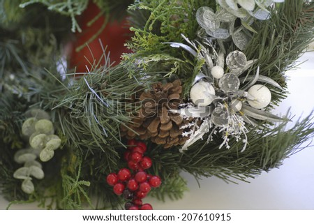 An image of Christmas Wreath