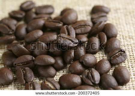 An Image of Coffee Beans