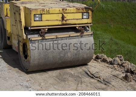 An image of Construction Machinery