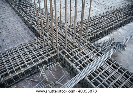 an image of construction zone and building