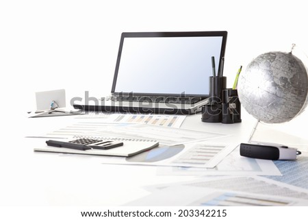 An Image of Desk