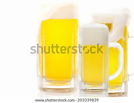 An Image of Draft Beer