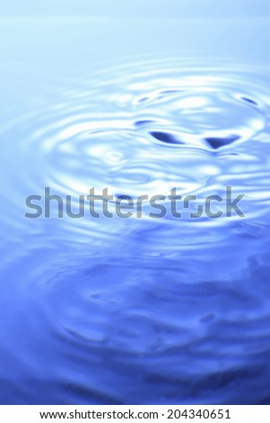 An Image of Expression Of Water