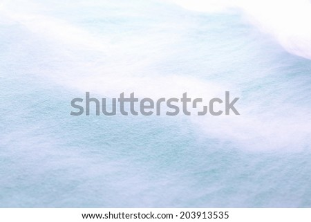 An Image of Fog - stock photo