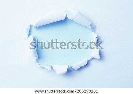 An Image of Frame Of Paper