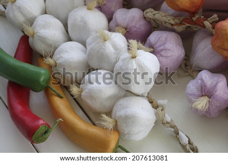 An image of Garlic