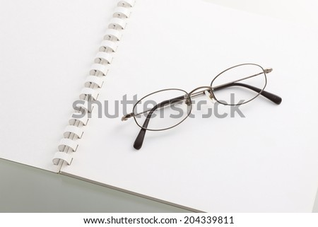 An Image of Glasses