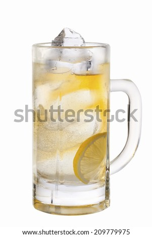 An Image of Highball Lemons