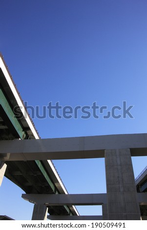An image of Highway overpass