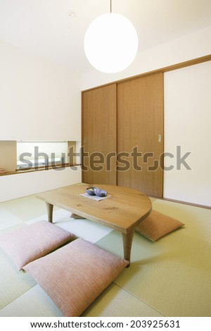 An Image of Japanese-Style Room