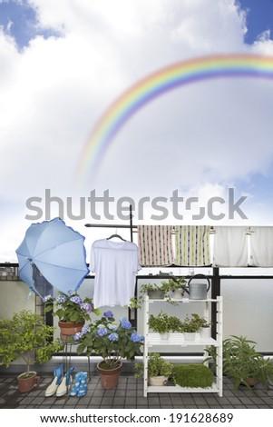 An image of Laundry Beranta - stock photo