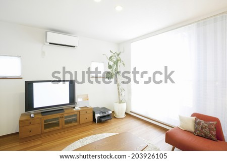 An Image of Living Room - stock photo