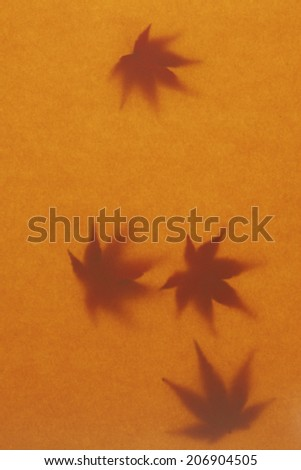 An Image of Maple Leaf