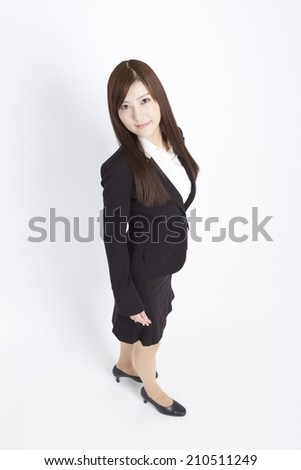 An Image of Office Lady