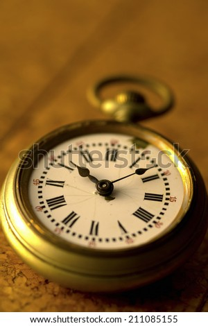 An Image of Pocket Watch