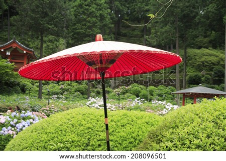 An image of Red Umbrella