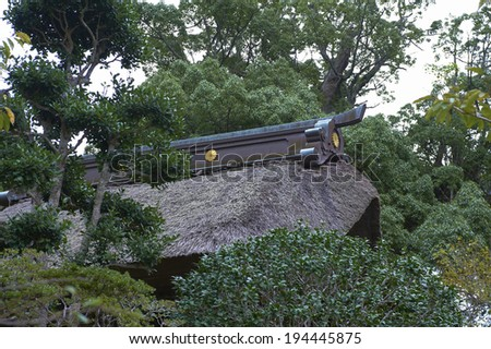 An image of Temple in Japan