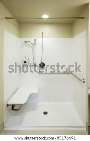 shower stall room shower stall stock images royalty free images vectors