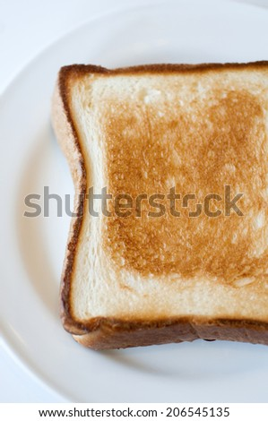 An Image of Toast