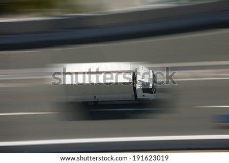 An image of Trucking
