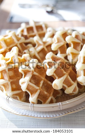 An image of Waffle