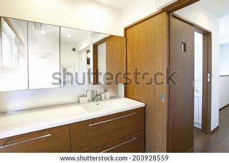An Image of Washroom