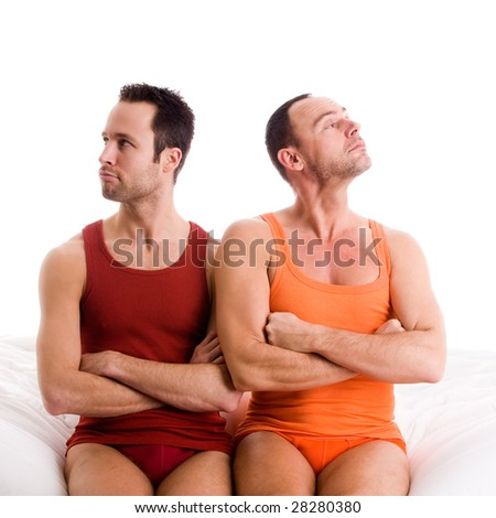 An insight into a happy couples relationship - stock photo