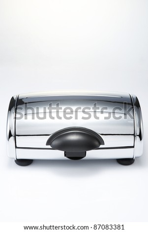 An Isolated image of electric sandwich maker - stock photo