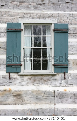 decorative window shutters free standing an old decorative window with shutters old decorative window shutters stock photo royalty free 57140401