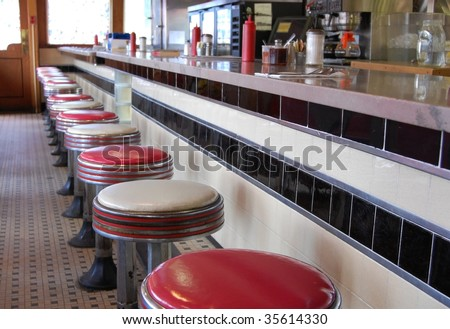 retro diner stock images royalty free images vectors shutterstock. Black Bedroom Furniture Sets. Home Design Ideas