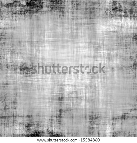 An old grungy texture in black and white - makes a great background. This tiles seamlessly as a pattern. - stock photo