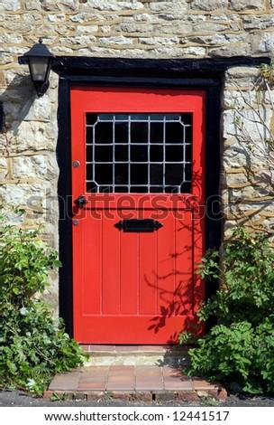 Cottage Door Stock Photos Images Pictures Shutterstock