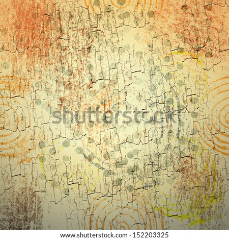 An old soiled wall texture - makes a great grunge retro background for your grungy designs.