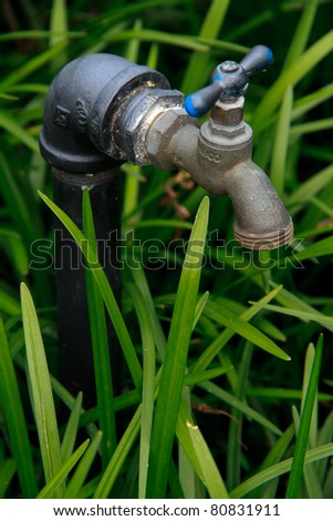Outdoor Faucet Stock Images, Royalty-Free Images & Vectors ...