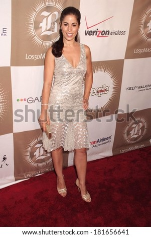 Ana Ortiz at PEOPLE EN ESPANOL'S 50 MOST BEAUTIFUL Issue Party, Splashlight Studios, New York, NY, May 16, 2007