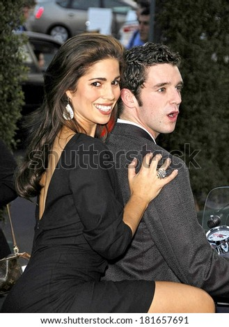 Ana Ortiz, Michael Urie at The 17th Annual Environmental Media Awards - EMAs, The Ebell Club, Los Angeles, CA, October 24, 2007