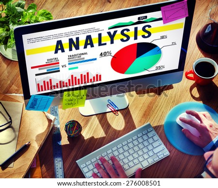 Analysis Strategy Learn Information Insight Marketing Concept - stock photo