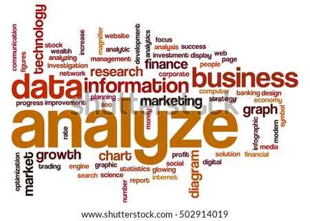 Analyze word cloud concept