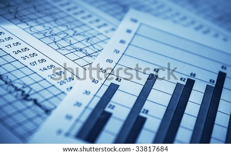 Analyzing - stock photo