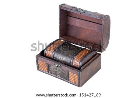 Ancient chests