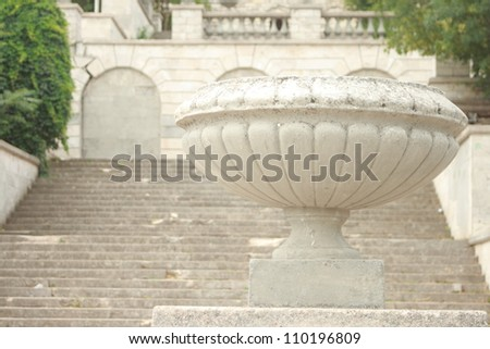 ancient Classical Architectural Column