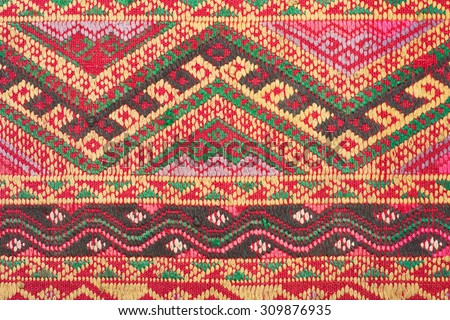 Country style washable rugs