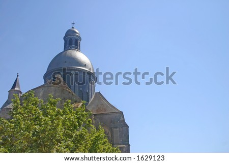 Ancient French Church