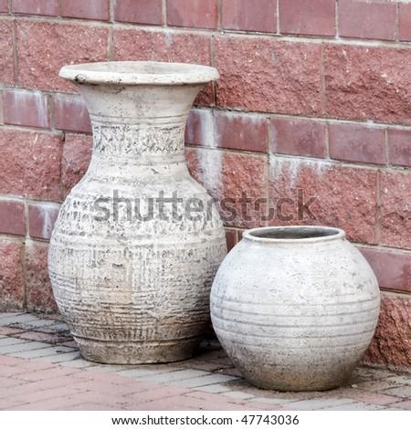 Ancient Greek Vases Stock Photo 47743036 Shutterstock